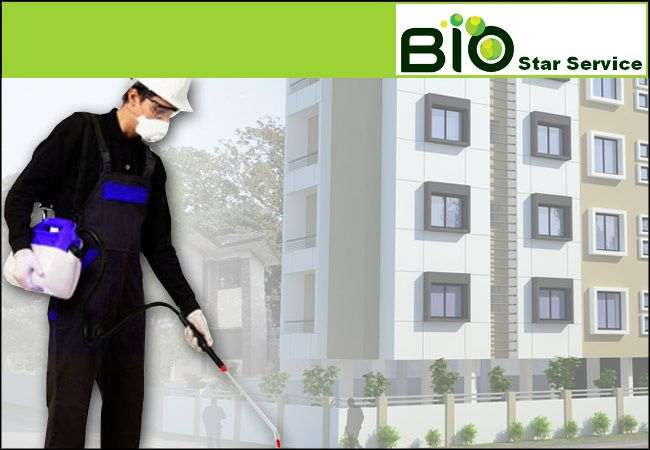 25€ για 1 εγγυημένα αποτελεσματική απολύμανση κοινόχρηστου χώρου πολυκατοικίας ή ενός διαμερίσματος, με ειδικά σκευάσματα πιστοποιημένα και εγκεκριμένα από το Υπουργείο Γεωργίας και με χορήγηση πιστοποιητικού απολύμανσης, σε όλη την Αττική από την BioStar Service, αξίας 60€ - έκπτωση 58% εικόνα
