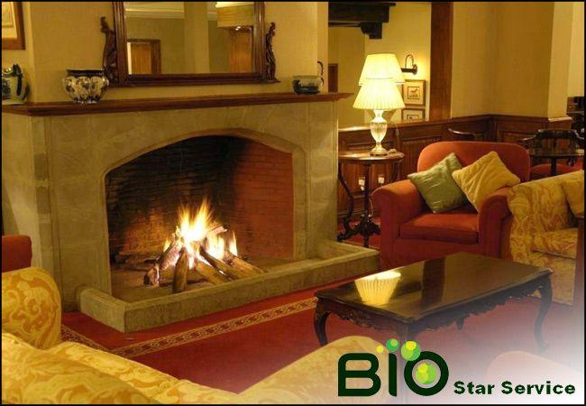 27€ για έναν ολοκληρωμένο επαγγελματικό καθαρισμό καμινάδας ή τζακιού ή 50€ για δύο στον ίδιο χώρο, ανεξαρτήτως αριθμού ορόφων, χωρίς χημικά με ειδικό εξοπλισμό και εγγυημένη καθαριότητα του χώρου σας, σε όλη την Αττική από την BioStar Service, με έκπτωση έως 69% εικόνα