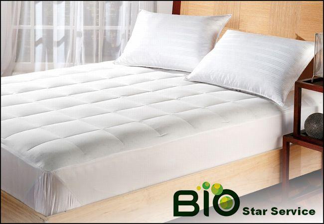 Από 15€ για έναν επιτόπιο οικολογικό βιοκαθαρισμό στρώματος με επαγγελματικά μηχανήματα Extraction, πιστοποιημένα προϊόνα καθαρισμού προηγμένης τεχνολογίας Microsplitting και χορήγηση πιστοποιητικού βιολογικού καθαρισμού, χωρίς χημικά, σε όλη την Αττική από την BioStar Service, με έκπτωση έως 63% 15€ για καθαρισμό μονού στρώματος 25€ για καθαρισμό διπλού στρώματος εικόνα