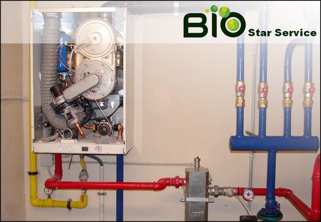 29€ για συντήρηση ενός οικιακού λέβητα-καυστήρα πετρελαίου ή φυσικού αερίου έως 80.000 θερμίδες ή 35€ για έως 100.000 θερμίδες, για υψηλότερη απόδοση, οικονομία και ασφαλέστερη λειτουργία, σε όλη την Αττική, από την BioStar Service, με έκπτωση έως 68% εικόνα