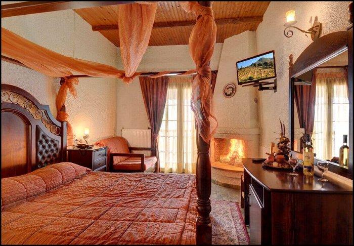 Προσφορά από 53€ ανά διανυκτέρευση με πρωινό για 2 ενήλικες και 1 παιδί έως 6 ετών στο Chania Hotel εικόνα