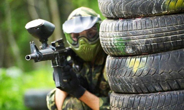 CounterStrike Paintball | Ασπρόπυργος