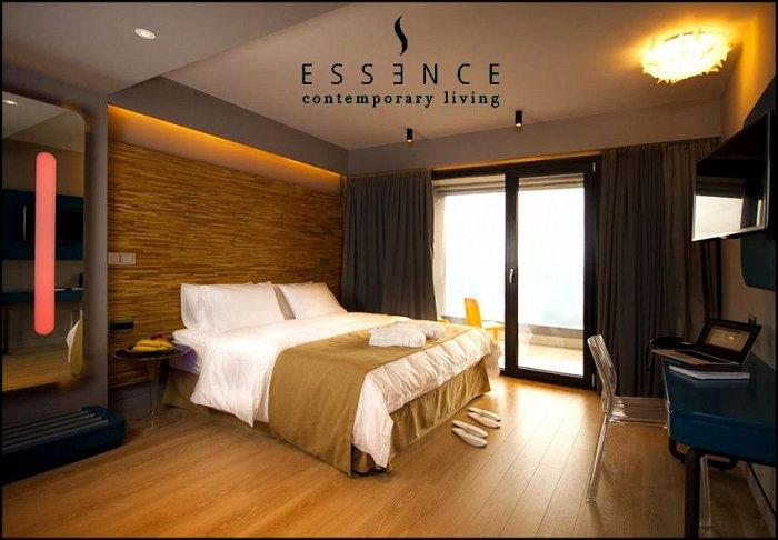 Προσφορά από 58€ ανά διανυκτέρευση με Πρωινό για 2 ενήλικες (και 1 παιδί έως 5 ετών) στο 4* Essence Contemporary Living Hotel εικόνα