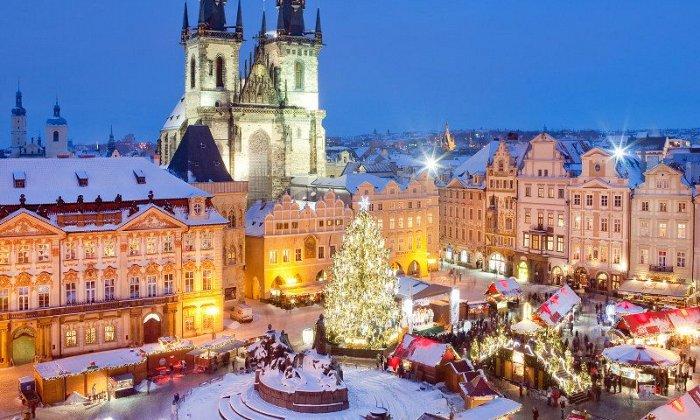 Χριστούγεννα στην Πράγα, Βουδαπέστη και στο Ζάγκρεμπ για 8 ημέρες με μεταφορά οδικώς από την Αθήνα, διαμονή σε ξενοδοχεία 3* και 4*, ξεναγό και μεταφορές σε κεντρικά αξιοθέατα! εικόνα