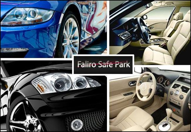 19€ για 1 βιολογικό καθαρισμό σαλονιού αυτοκινήτου ή 39€ για 1 πλήρη βιολογικό καθαρισμό αυτοκινήτου με εξωτερικό πλύσιμο, καθαρισμό ζαντών, γυάλισμα και ενυδάτωση ελαστικών, κέρωμα με προϊόν νανοτεχνολογίας κ.ά., στο Faliro Safe Park στο Παλαιό Φάληρο, αξίας 40€ - έκπτωση 53% εικόνα