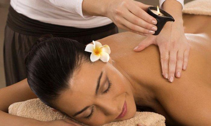 24,90€ για 1 πακέτο candle massage συνολικής διάρκειας 90', από το Γλαύκη Spa στο Παλαιό Φάληρο εικόνα
