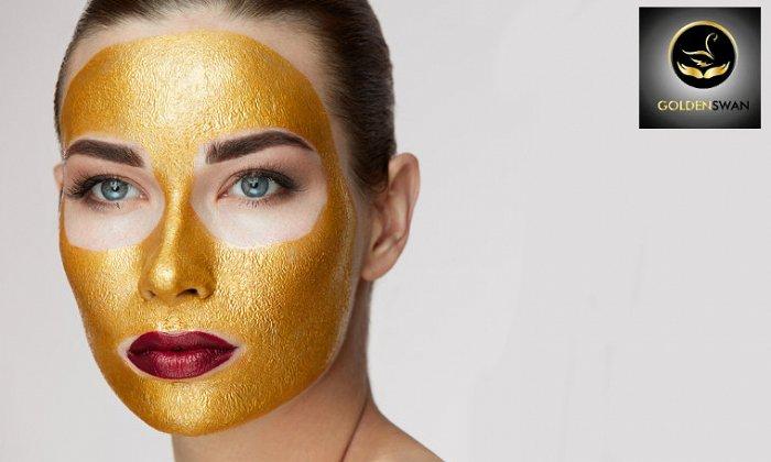 29,90€ για 45' full body χαλαρωτικό μασάζ και 1 ολοκληρωμένη περιποίηση προσώπου με μάσκα χρυσού, από το
