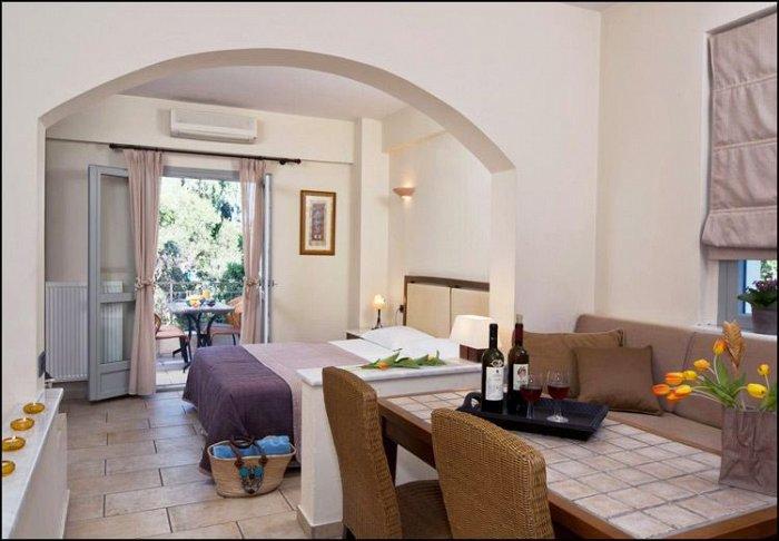 Προσφορά από 50€ ανά διανυκτέρευση για 2 ενήλικες και 1 παιδί έως 12 ετών στο Harmony Hotel Apartments εικόνα