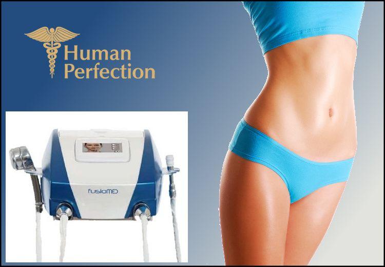 """25€για 1 εφαρμογή κρυολιπόλυσης με το μηχάνημα FusioMed Ice Duo και 1 ενέσιμη μεσοθεραπείαγια την αντιμετώπιση του τοπικού πάχους και της κυτταρίτιδας, από το Δερματολογικό Ιατρείο """"Human Perfection"""" στον Πειραιά, αξίας 250€ - έκπτωση 90%"""