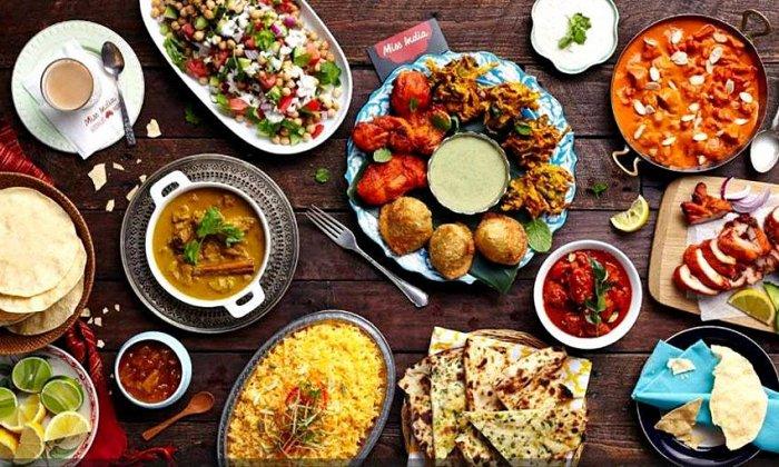 -50% για γεύμα 2 ατόμων με ελεύθερη επιλογή από τον κατάλογο, στο Ινδικό εστιατόριο