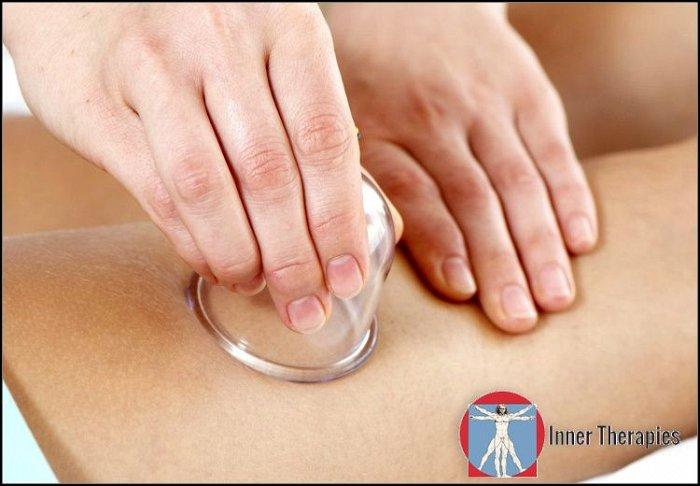 Από 15€ για 40' θεραπεία κατά της κυτταρίτιδας και του τοπικού πάχους με μαλάξεις και βεντούζες, από το Inner Therapies