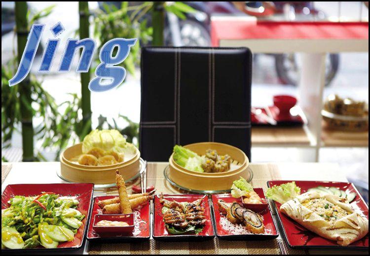 Jing Κινέζικο Εστιατόριο , Σύνταγμα