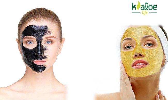 12€ για 2 ολοκληρωμένες Θεραπείες Προσώπου για απολέπιση, καθαρισμό, αντιγήρανση, κ.ά. με την Black Mask Peel Off και την Gold Mask Peel Of εικόνα