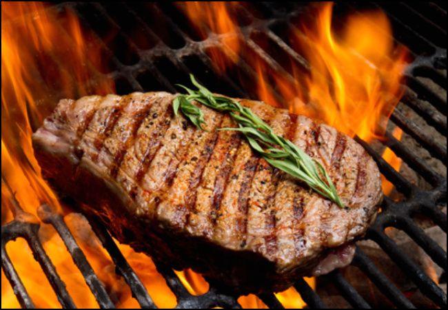 Ποιοτικό Κρέας με -50%!!!Ελεύθερη επιλογή από Τ-Bone, Σταυλίσια Μπριζόλα, Rib Eye, Strip Loin μέχρι κοντοσούβλι, κεμπάπ και τυλιχτά σουβλάκια, για τους λάτρεις του κρέατος από το ολοκαίνουργιο