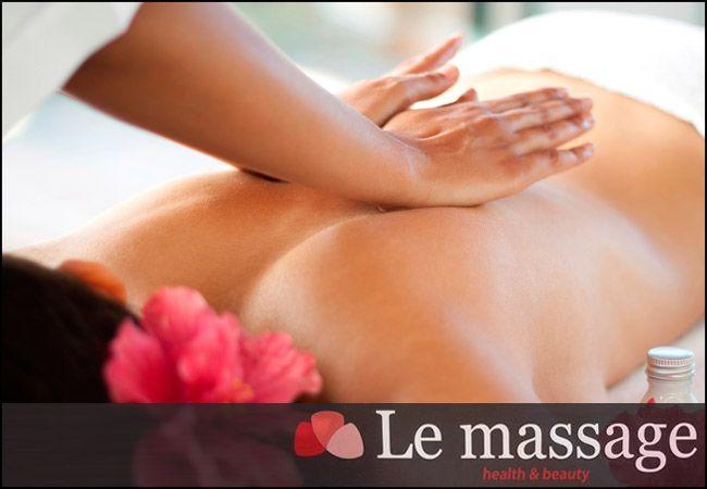 6€ για ένα ολόσωμο χαλαρωτικό μασάζ διάρκειας 45', από το Le Massage στην Αργυρούπολη εικόνα