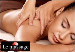 Le Massage (εντός γυμναστηρίου Gym Tonic Γλυφάδας), Γλυφάδα