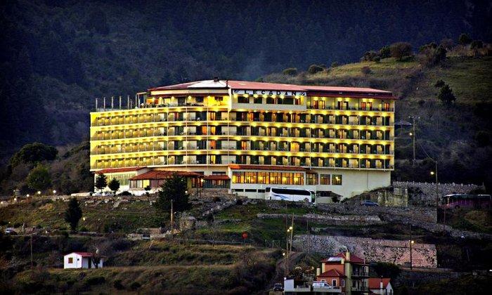 Προσφορά από 120€ για 2+1 (σύνολο 3) διανυκτερεύσεις με Ημιδιατροφή για 2 ενήλικες (και 1 παιδί έως 12 ετών) στο Lecadin Hotel εικόνα