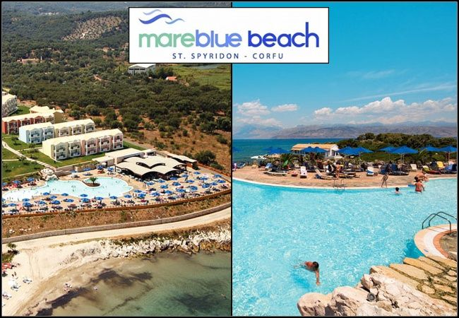 Mareblue Beach Resort Kerkyra, Κέρκυρα