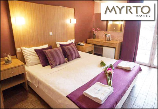 Myrto Hotel, Νέα Μάκρη