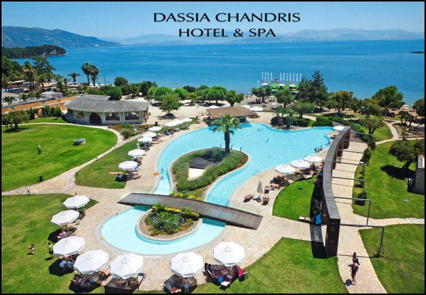 4* Dassia Chandris Hotel & Spa, Κέρκυρα - Επτάνησα - Νησιά Ιονίου