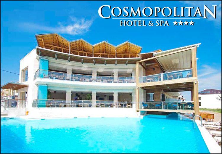 4* Cosmopolitan Hotel & Spa, Πιερία