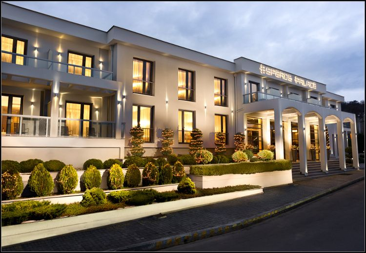 4* Esperos Palace Luxury Hotel & Spa, Καστοριά - Μακεδονία