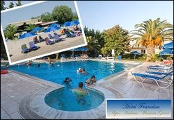 Francisco Hotel, Μεσσηνία - Πελοπόννησος