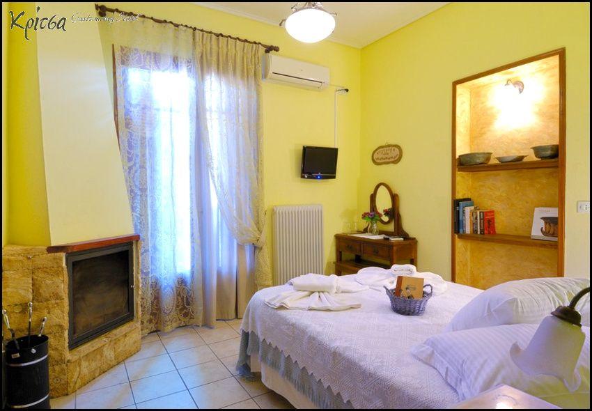 Διαμονή στην Πορταριά Πηλίου στο Gastronomy Hotel Kritsa με 70€ ανά διανυκτέρευση με Ημιδιατροφή σε δίκλινο δωμάτιο για 2 ενήλικες και 1 παιδί έως 5 ετών, επάνω στην κεντρική πλατεία της Πορταριάς! Early check-in / late check-out κατόπιν διαθεσιμότητας! Η προσφορά ισχύει για διαμονή έως 31 Μαρτίου εικόνα