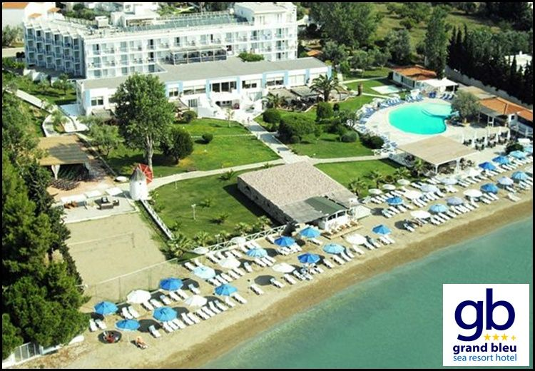 Grand Bleu Sea Resort, Εύβοια