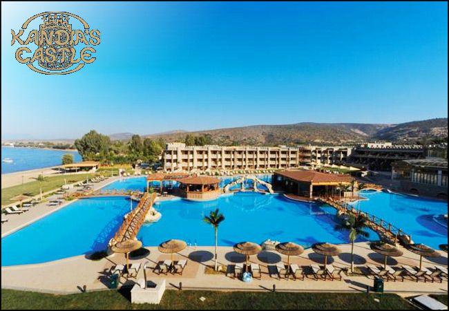 5* Κandia's Castle Hotel Resort & Thalasso! Διαμονή 20' από το Ναύπλιο με 366€ για 2 ή 480€ για 3 διανυκτερεύσεις με Ημιδιατροφή (πλούσιο πρωινό και δείπνο) σε Deluxe Room με θέα θάλασσα για 2 ενήλικες και 1 παιδί έως 10ετών, δωρεάν χρήση σε πισίνα, γυμναστήριο, ξαπλώστρες και ομπρέλες στην πισίνα και στην παραλία και early check in & late check out! Η προσφορά ισχύει για διαμονή έως 10 Σεπτεμβρίου εικόνα