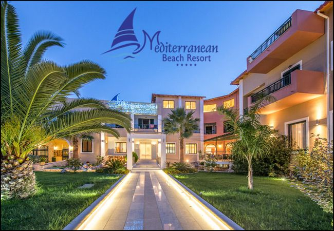 5* Mediterranean Beach Resort, Ζάκυνθος