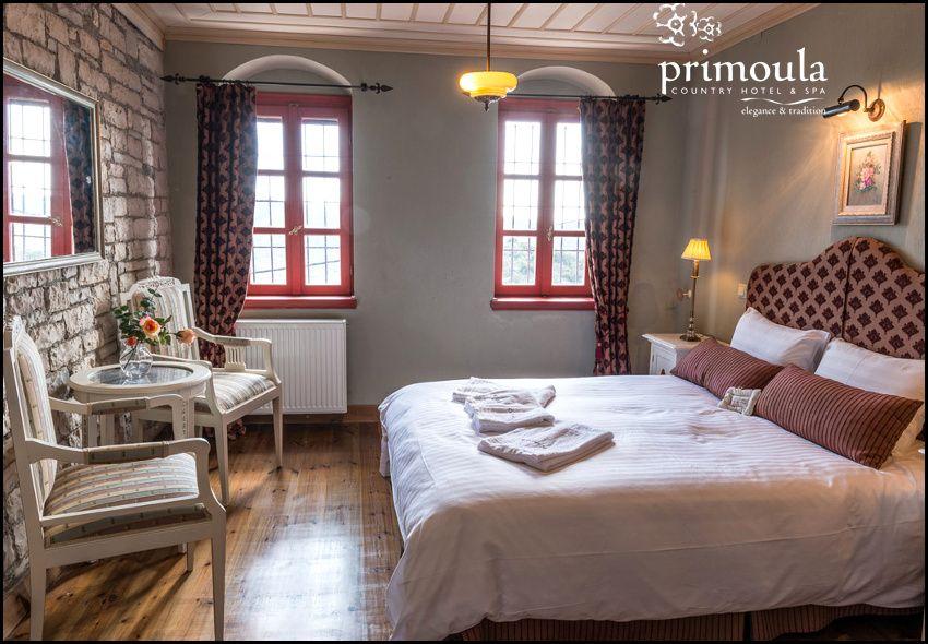 Διαμονή στα Ζαγοροχώρια στο 4* Primoula Country Hotel & Spa με 70€ ανά διανυκτέρευση με ελληνικό πρωινό σε superior δίκλινο δωμάτιο με τζάκι για 2 ενήλικες και 1 παιδί έως 2 ετών! Παρέχεται early check-in / late check-out κατόπιν διαθεσιμότητας! Δυνατότητα διαμονής περισσότερων ατόμων σε Σουίτα! Η προσφορά ισχύει για διαμονή έως 31 Μαΐου εικόνα