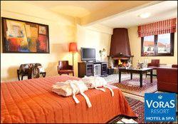 4* Voras Resort Hotel & Spa, Καϊμάκτσαλαν (Βόρας) - Παναγίτσα Πέλλας - Βόρεια Ελλάδα