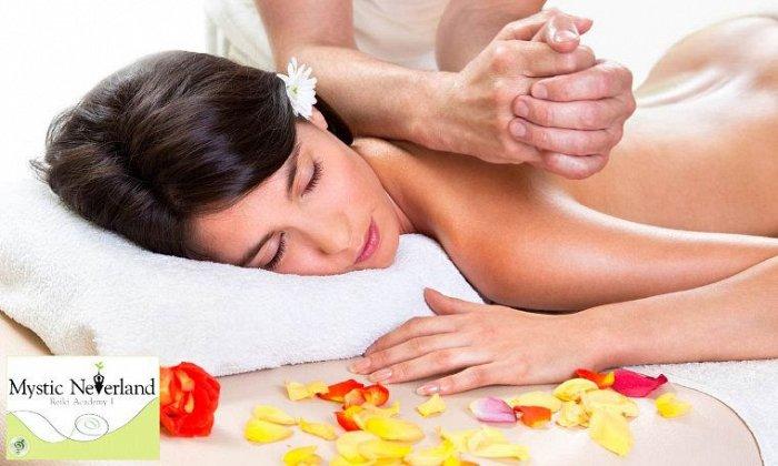 7€ για 30' ή 10€ για 45' Antistress Aromatherapy Massage, από το Mystic Neverland στον Πειραιά εικόνα
