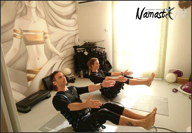 29€για 2 ή 39€ για 3 μαθήματα Personal Training με την μέθοδο της ηλεκτρικής μυϊκής διέγερσης (EMS technology), για μυϊκή τόνωση, θεραπεία της κυτταρίτιδας και γράμμωση μυών, διάρκειας 1 μήνα, από το