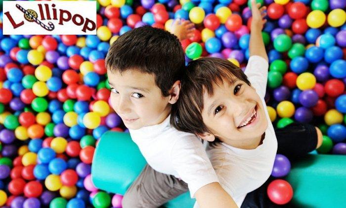 Παιδότοπος Lollipop Αργυρούπολη | Αργυρούπολη