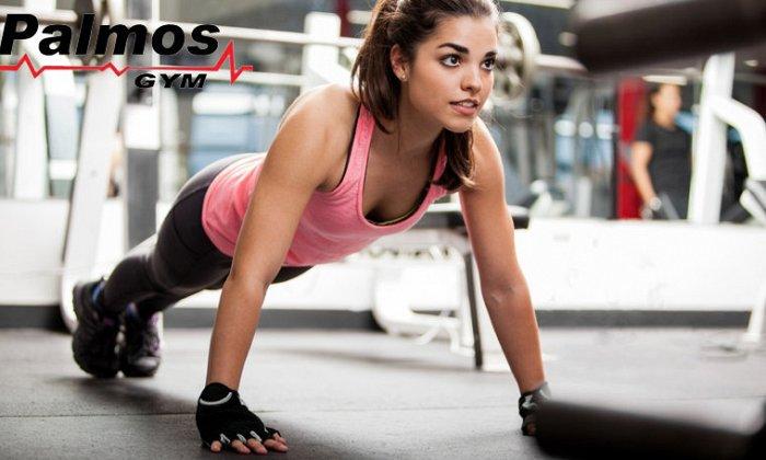 79€ για ετήσια συνδρομή (χρήση οργάνων και συμμετοχή στα ομαδικά προγράμματα), από τo Palmos Gym Ladies στη Νέα Φιλαδέλφεια - Νέα Ιωνία εικόνα