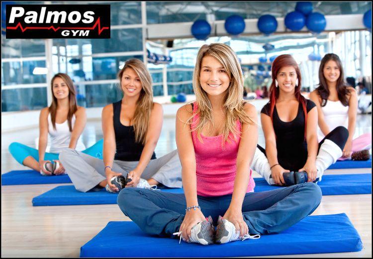 59€για 4 μήνες ή89€γιαετήσια συνδρομήμε ελεύθερη χρήση οργάνων και συμμετοχή σε ομαδικά προγράμματα, στο ολοκαίνουριο (Σεπτ. 2015) Palmos Gym Ladies στο Περιστέρι!