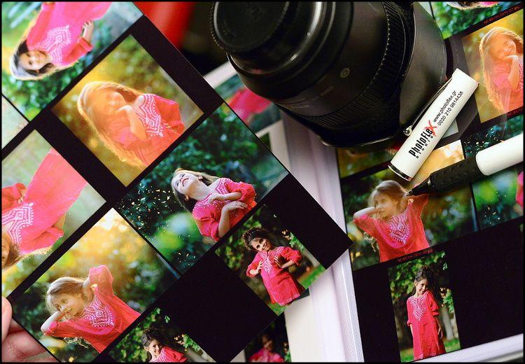Εκτύπωση πολλών φωτογραφιών σε μικρό μέγεθος για να έχετε τυπωμένες όλες τις αγαπημένες σας αναμνήσεις! Η εκτύπωση πραγματοποιείται σε ματ ή γυαλιστερό χαρτί και υπάρχει δυνατότητα αποστολής στο χώρο σας, από το Photoflex Studio στο Π. Φάληρο, με έκπτωση 80%! 10€για 200 φωτογραφίες 7,5 x 5 cm, σε χαρτί 15 x 21 cm (περιέχει 8 φωτογραφίες) 14€για 200 φωτογραφίες 7,5 x 5 cm, κομμένες ανά φωτογραφία εικόνα