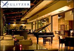 Pulitzer Bar-Restaurant, Ιλίσια