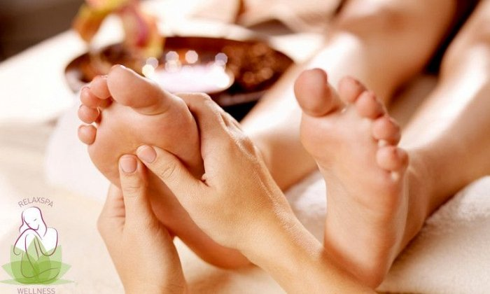 9€ για 40' μασάζ πελμάτων για βελτίωση της κυκλοφορίας του αίματος, στο Relax Spa Wellness στους Αμπελόκηπους εικόνα