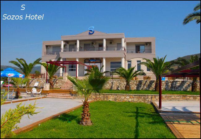 Προσφορά από 40€ ανά διανυκτέρευση με πρωινό για 2 ενήλικες και 1 παιδί έως 4 ετών στο Sozos Inn Hotel εικόνα