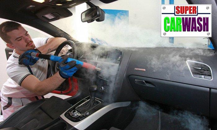 Super Car Wash | Βριλήσσια