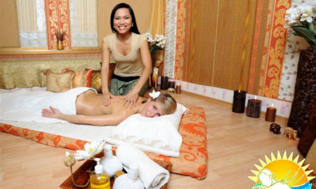 Από16€για ένααυθεντικό Ταϋλανδέζικο μασάζ 45'από Ταϋλανδέζες θεραπεύτριες, σε όλο το σώμα, για άνδρες, γυναίκες ή ζευγάρια σε κοινό δωμάτιο, από το Thai Massage Center στην Δάφνη, πλησίον μετρό Αγ. Δημητρίου, αξίας 40€ - έκπτωση 60% εικόνα