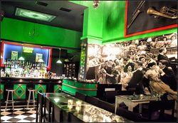 The Black Cotton Bar, Χαλάνδρι