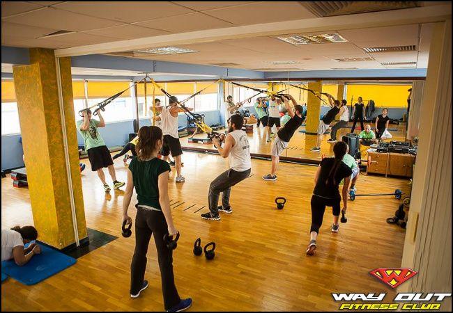39€ για 3-μηνη συνδρομή με απεριόριστη χρήση οργάνων και συμμετοχή σε ομαδικά προγράμματα, από το Way Out Fitness Club στη Δάφνη, αξίας 110€ - έκπτωση 65% εικόνα