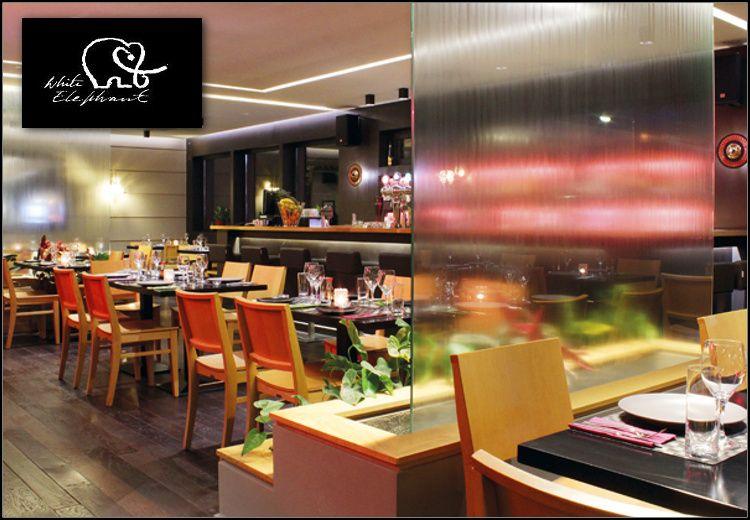 White Elephant Iαπωνική και Sushi Κουζίνα! 29€ για 2 άτομα ή 45€ για 3 άτομα στο κορυφαίο πολυασιατικό εστιατόριο της Αθήνας, το White Elephant στο Χαλάνδρι, με έκπτωση 52%! εικόνα